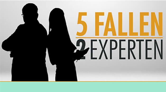 WDR: 5 Fallen - 2 Experten