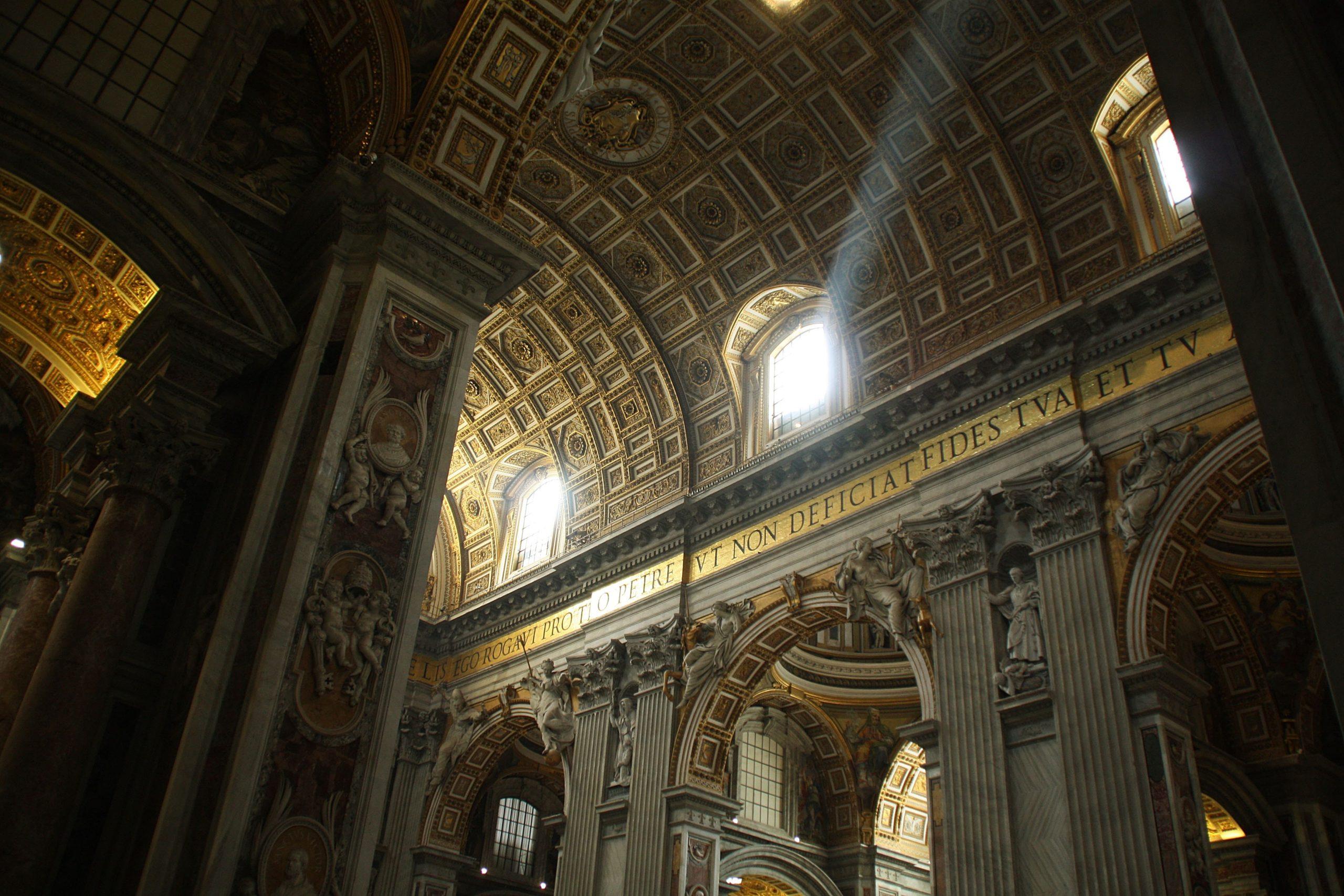 Vatikan & die Maulwurf-Werbung